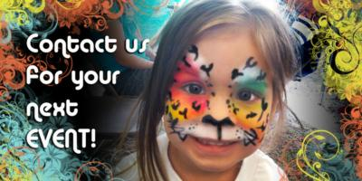 Creative Key Face Painters - April Brock | Yukon, OK | Face Painting | Photo #2