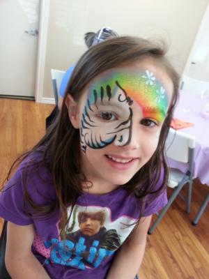 Creative Key Face Painters - April Brock | Yukon, OK | Face Painting | Photo #8