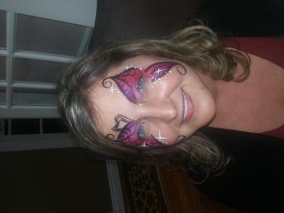 Creative Key Face Painters - April Brock | Yukon, OK | Face Painting | Photo #12