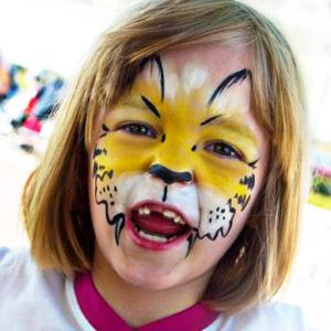 Creative Key Face Painters - April Brock | Yukon, OK | Face Painting | Photo #1