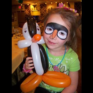 Aurora Face Painter | Face Painting and Balloon Art by VeraNik