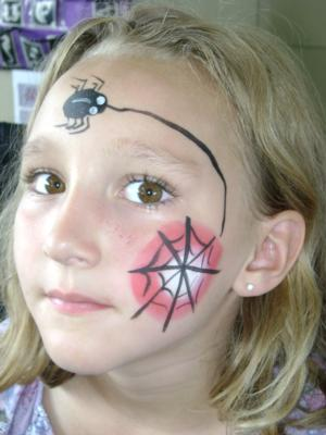 Funny Faces By Monica  | Roswell, GA | Face Painting | Photo #15
