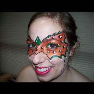 New London Face Painter | Sally Doodles