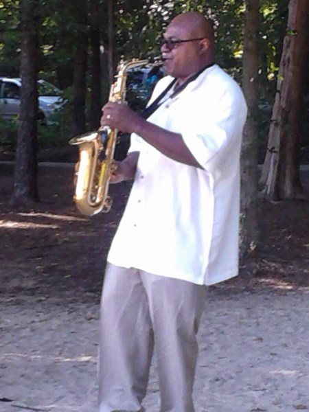 Gregory Currence - Saxophonist - Rock Hill, SC