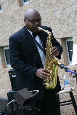 Gregory Currence | Rock Hill, SC | Saxophone | Photo #1