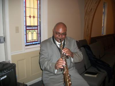 Gregory Currence | Rock Hill, SC | Saxophone | Photo #4