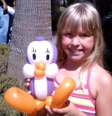 Balloon Monsoon California | Irvine, CA | Balloon Twister | Photo #17