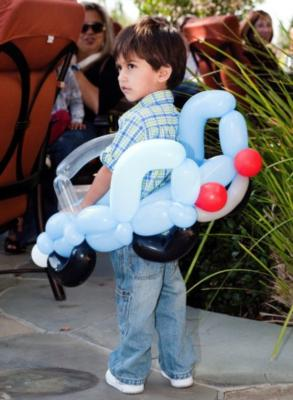 Balloon Monsoon California | Irvine, CA | Balloon Twister | Photo #3