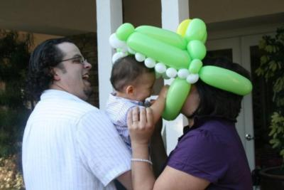 Balloon Monsoon California | Irvine, CA | Balloon Twister | Photo #15