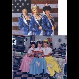 The Swing Sisters - 40s Band - Boca Raton, FL