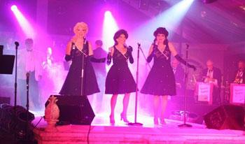 The Swing Sisters | Boca Raton, FL | 40s Band | Photo #15