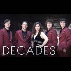 Medford Top 40 Band | Decades