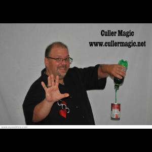 Mc Clure Magician | Culler Magic