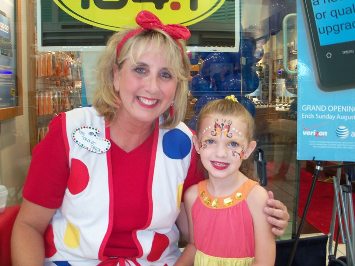 Trixie's Fun-Time Entertainment Company - Face Painter - Orlando, FL