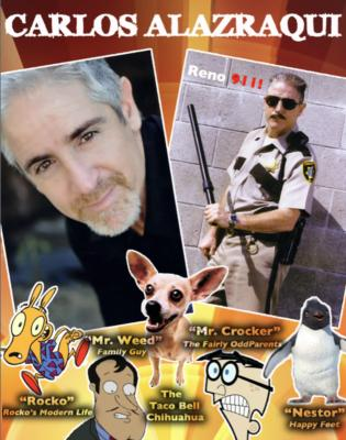 Carlos Alazraqui | North Hollywood, CA | Comedian | Photo #5