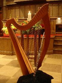 Joanne Egan | Verona, NJ | Celtic Harp | Photo #1