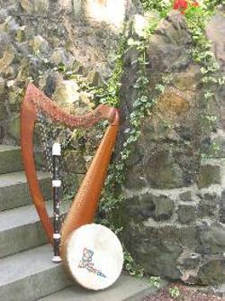 Joanne Egan | Verona, NJ | Celtic Harp | Photo #3
