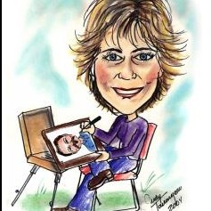 Hunter Caricaturist | JT Art & Design