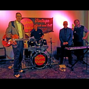 Retro Polatin - Oldies Band - Natick, MA