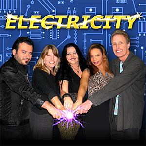 ELECTRICITY - Shockingly Great Tops Hits & Rock! - Cover Band - Los Angeles, CA