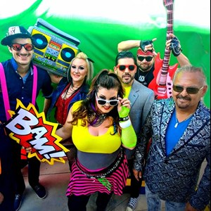 Potrero 80s Band | ReightyO | FUN 80s DANCE & ROCK!