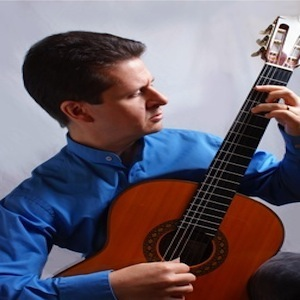 Scott Sanchez - Classical Guitarist - Northampton, MA