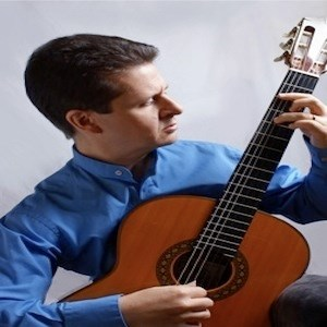 Northampton, MA Classical Guitarist | Scott Sanchez