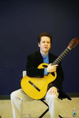 Scott Sanchez | Northampton, MA | Classical Guitar | Photo #12