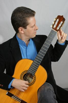 Scott Sanchez | Northampton, MA | Classical Guitar | Photo #4