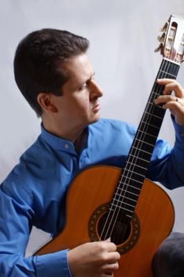 Scott Sanchez | Northampton, MA | Classical Guitar | Photo #1