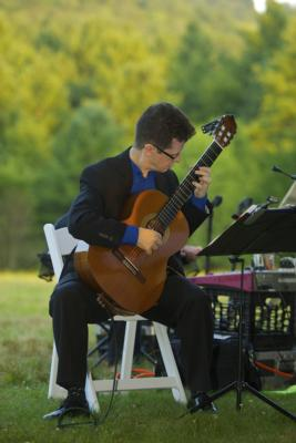 Scott Sanchez | Northampton, MA | Classical Guitar | Photo #7