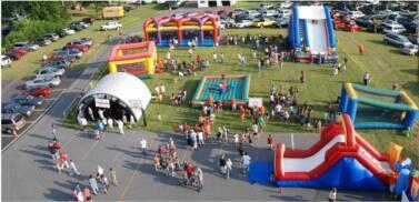 Appalachian Party Rentals Carolina Event Services | Boone, NC | Party Inflatables | Photo #6