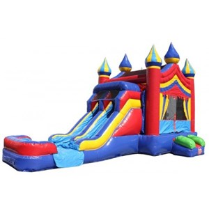 Texas Bounce House | Castle Moonwalks