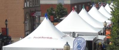 PeakRentals | Moncton, NB | Wedding Tent Rentals | Photo #25