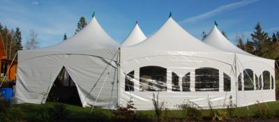 PeakRentals | Moncton, NB | Wedding Tent Rentals | Photo #9