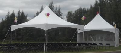 PeakRentals | Moncton, NB | Wedding Tent Rentals | Photo #23