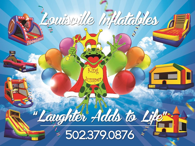 Louisville Inflatables - Party Inflatables - Louisville, KY