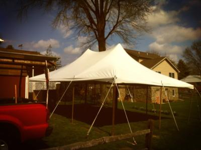 Tent Rental Service, LLC | Reinholds, PA | Wedding Tent Rentals | Photo #17