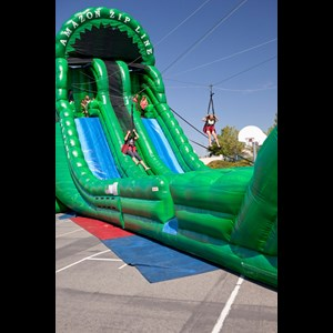 Red Lion Party Inflatables | Backyard Inflatables Inc