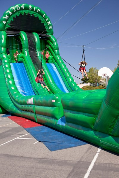 Backyard Inflatables Inc - Party Inflatables - Clarksburg, MD