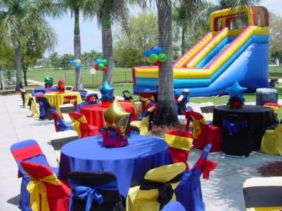 Party Bouncers Rental | Miami, FL | Party Inflatables | Photo #15