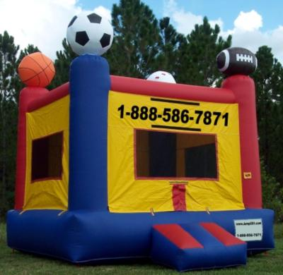 Party Bouncers Rental | Miami, FL | Party Inflatables | Photo #23