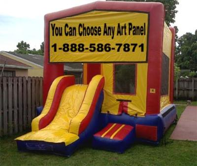 Party Bouncers Rental | Miami, FL | Party Inflatables | Photo #7