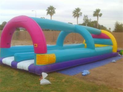 Bounce then slide | Phoenix, AZ | Party Inflatables | Photo #1