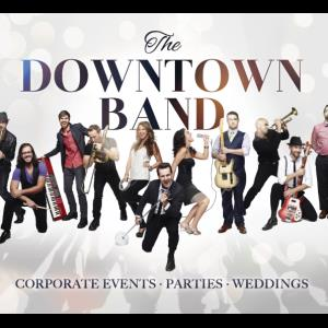 Tucker Ballroom Dance Music Band | The Downtown Band