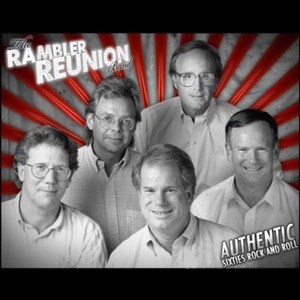 The Rambler Reunion Band - 60s Band - Birmingham, AL