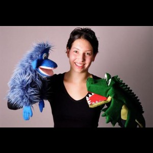 Black River Puppeteer | Anna Sobel