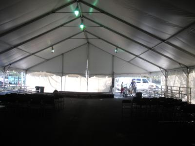 Grimes Events & Party Tents | Delray Beach, FL | Wedding Tent Rentals | Photo #2