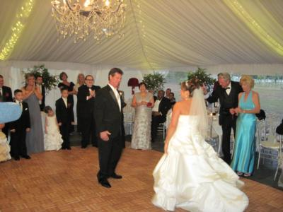 Grimes Events & Party Tents | Delray Beach, FL | Wedding Tent Rentals | Photo #7