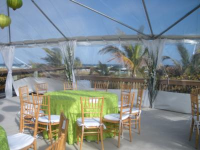 Grimes Events & Party Tents | Delray Beach, FL | Wedding Tent Rentals | Photo #8